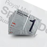 C4 Special Delivery Guarenteed Envelopes