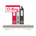 O-Ring Lever Arch File
