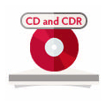 CD and CDR