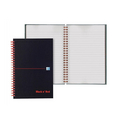 Black n Red A5 Notebooks