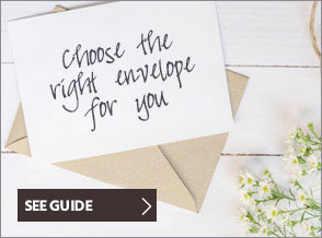 Choose The Right Envelope For You