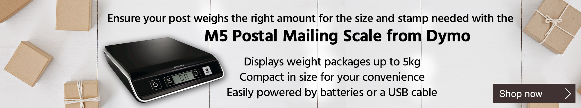 Dymo M5 Postal Mailing Scale