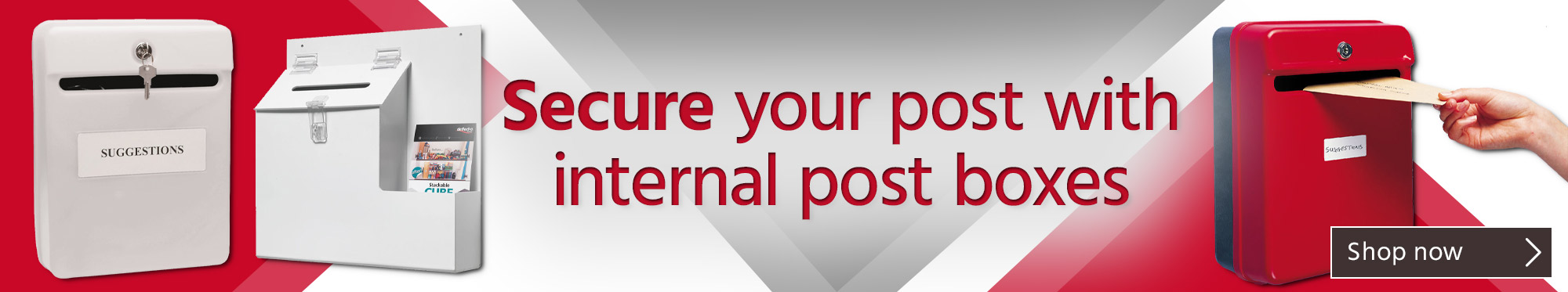 Secure Your Post with Internal Post Boxes