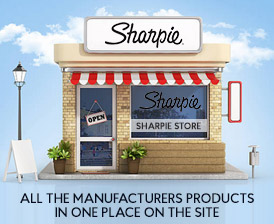 Sharpie Brand Shop