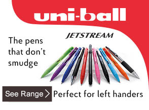 See range of uni-ball Jetstream Rollerball Pens