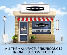 Bankers Box Brand Shop