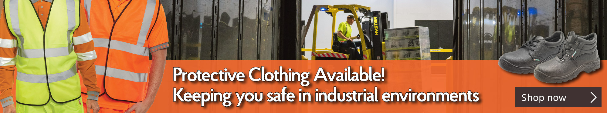 Keeping You Safe in Industrial Environments