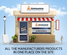 Announce Conference Accessories Brand Shop