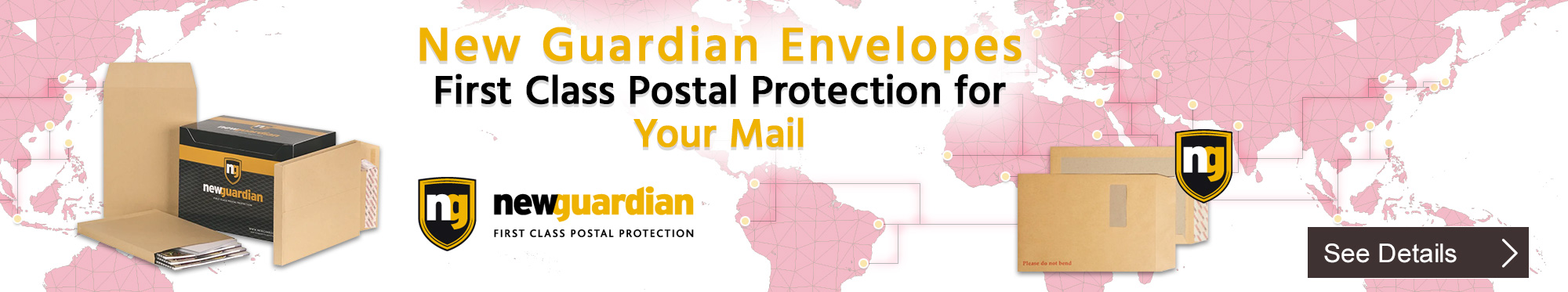 First Class Postal Protection for Your Mail <TAG>FROM</TAG>