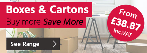 Boxes & Cartons -Buy More, Save More