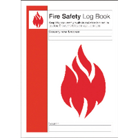 Fire Safety Log Book <TAG>BESTBUY</TAG>