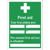 Safety Sign First Aid <TAG>BESTBUY</TAG>