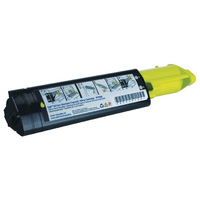 Dell 3010CN Yellow Toner Cartridge <TAG>TOPSELLER</TAG>