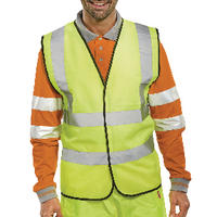Proforce High Visibility Waistcoat <TAG>BESTBUY</TAG>