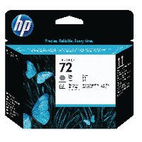 HP 72 Grey and Photo Black Printhead <TAG>BESTBUY</TAG>