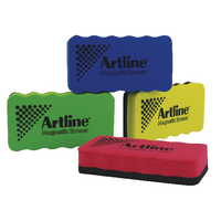 Artline Magnetic Whiteboard Erasers <TAG>BESTBUY</TAG>